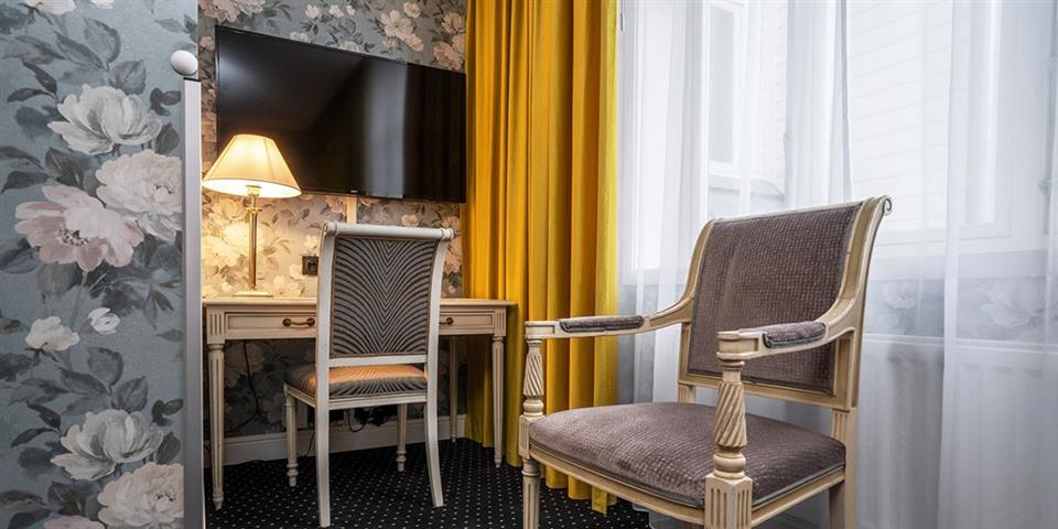 Thon Hotel Sandven Rumsdetaljer