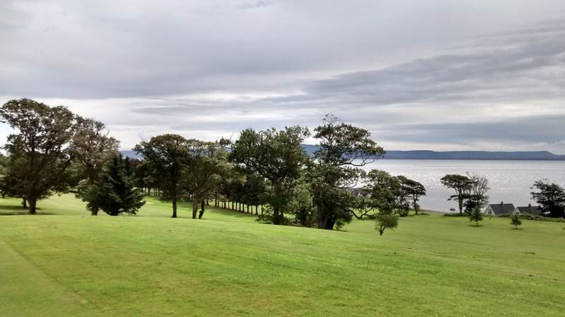 Redcastle Hotel & Spa Golf Course