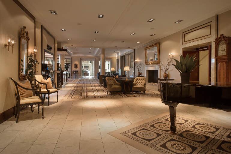 Scandic Park Hotel Sandefjord Korridor