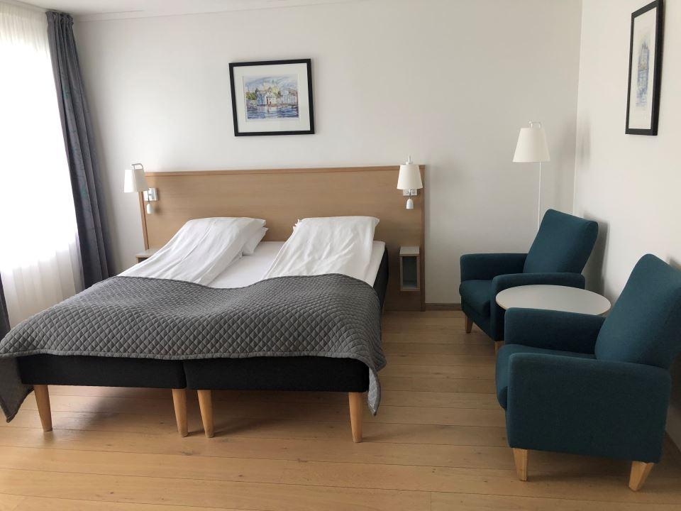 Hotel Noreg Dubbelrum