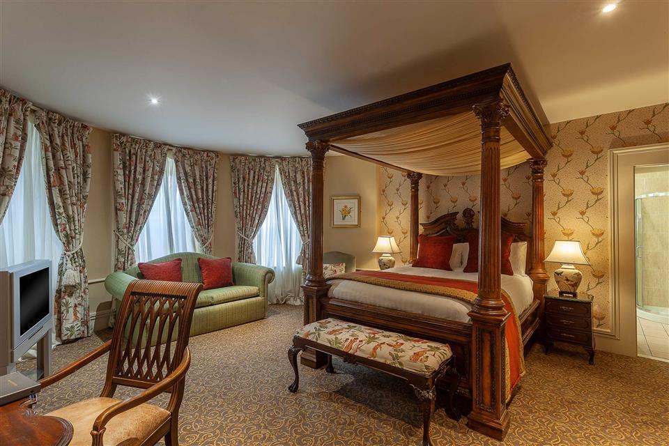 Castle Double Room