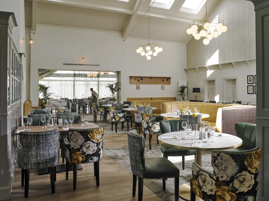 Clonakilty Park Hotel Dining Area