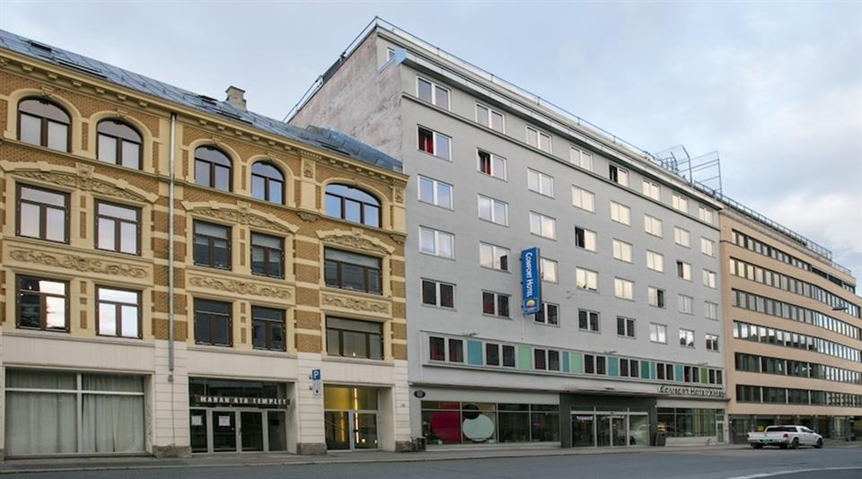 Comfort Hotel Xpress Youngstorget Fasad