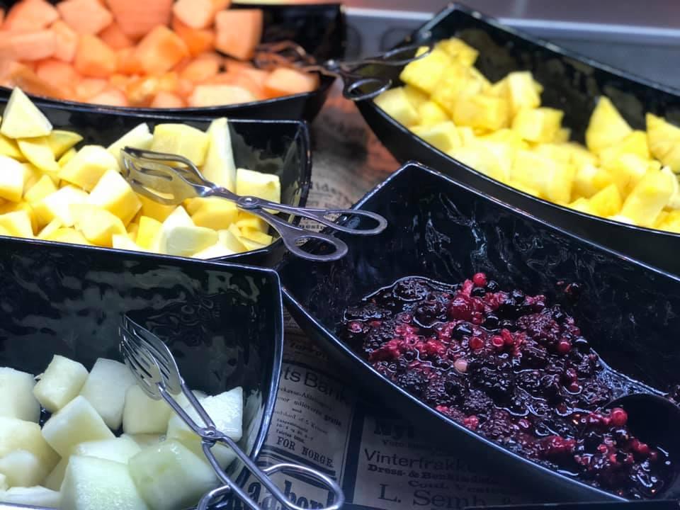 Scandic Gardermoen Frukt
