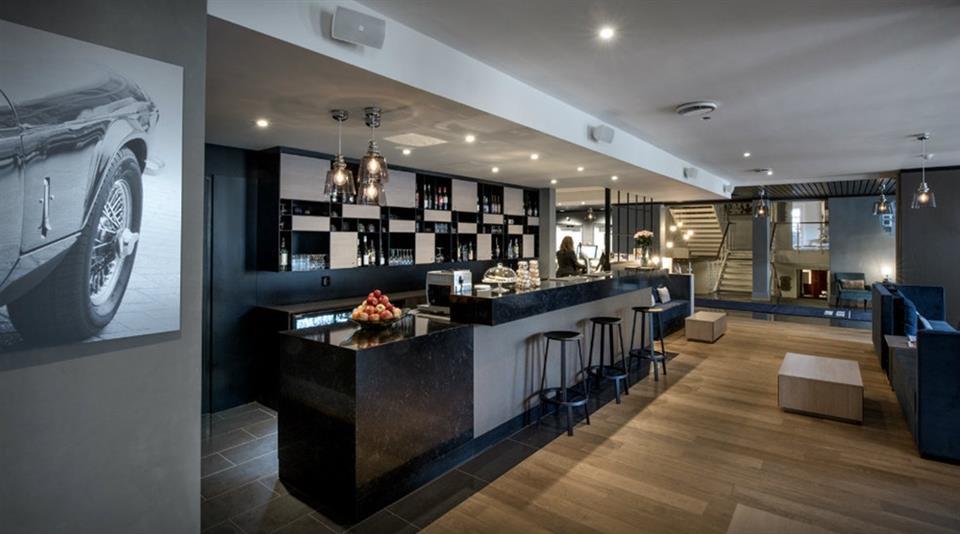 Clarion Collection Hotel Atlantic Lobbybar