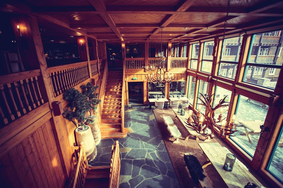 GudbrandsGard Hotell Lounge