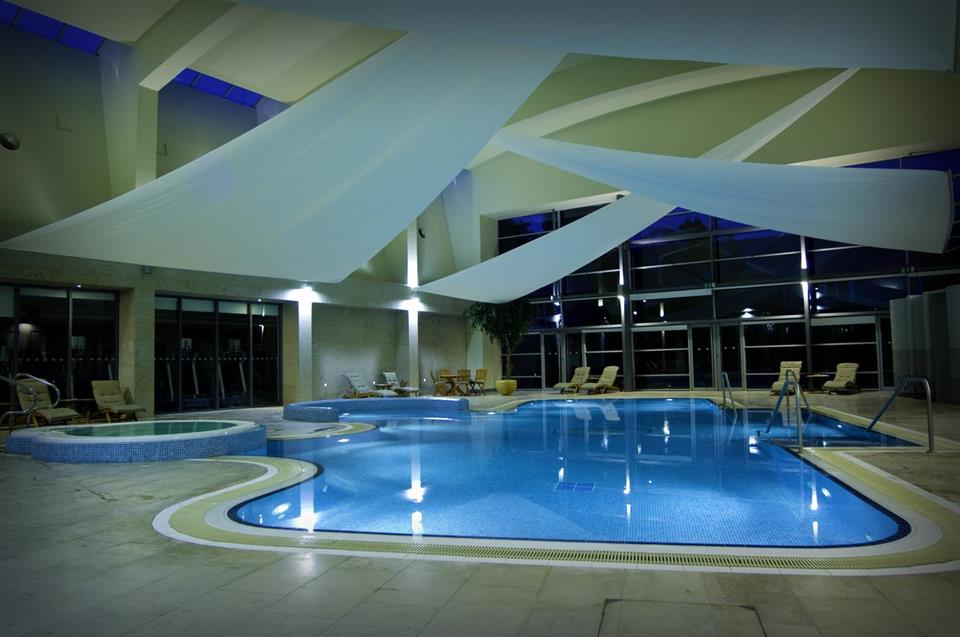The K Club Swimming Pool