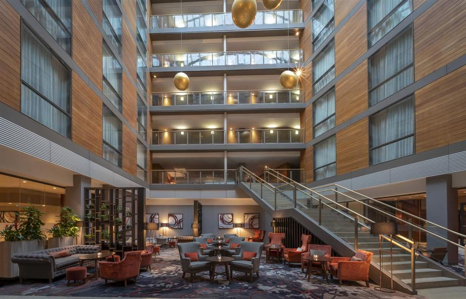 Clayton Hotel Cork CIty Interior