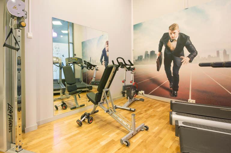 Scandic Byporten Gym
