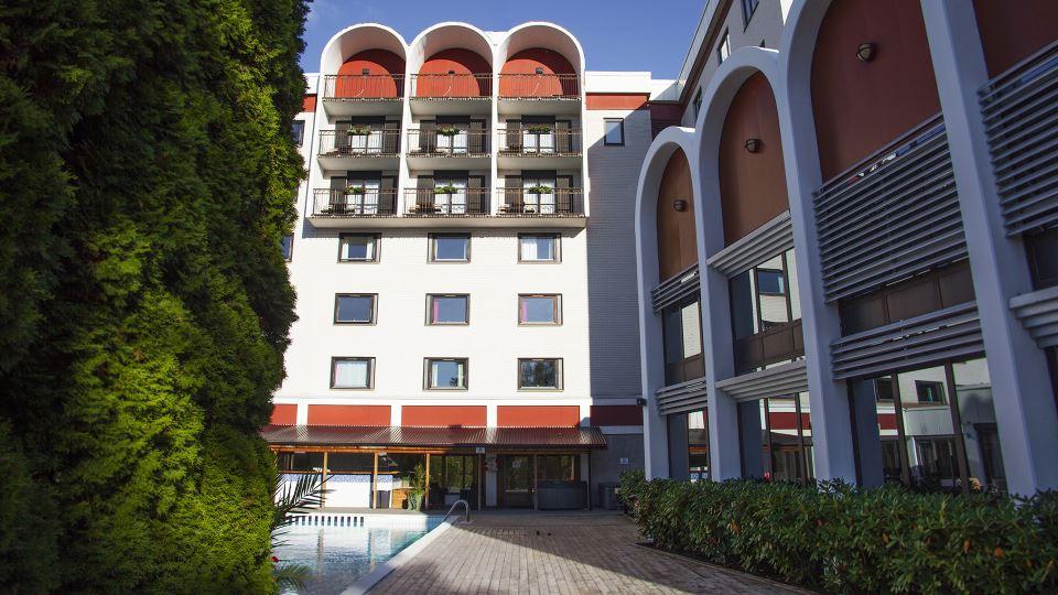 Gustaf Fröding Hotell & Konferens Karlstad Exterior