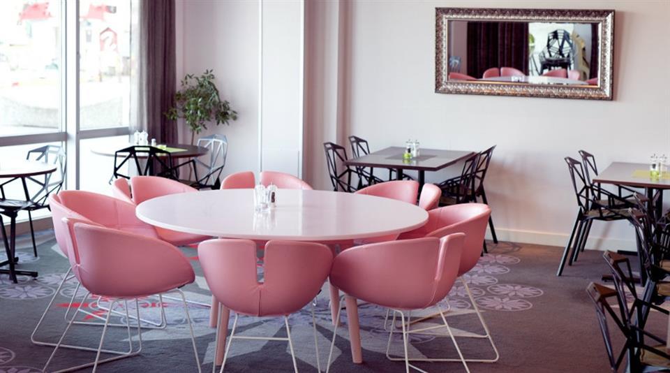 Clarion Collection Hotel Aurora Matsal