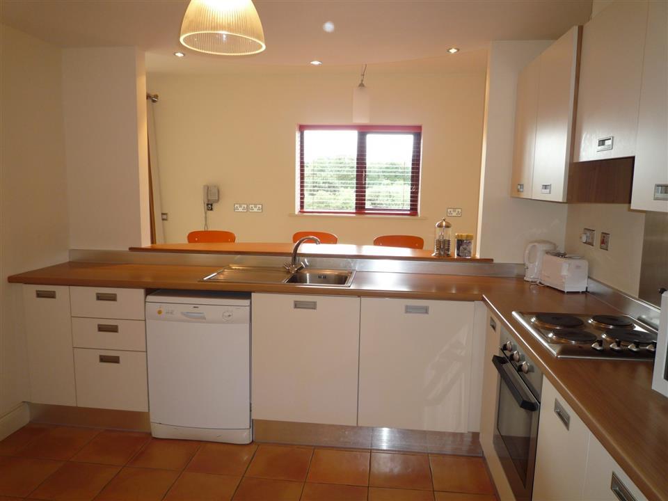 Grove Lodge Holiday Homes kitchen
