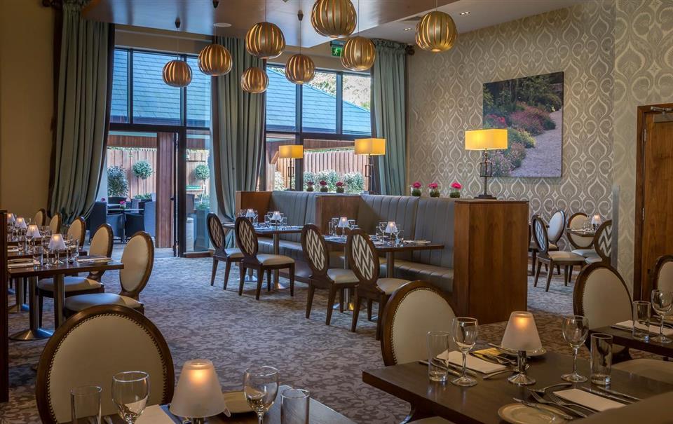 Loughrea Hotel Restaurant
