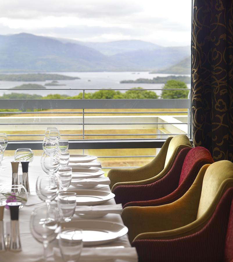 Aghadoe Heights Hotel restaurant