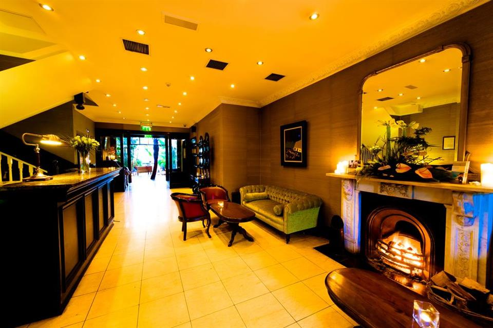 The Riverbank Hotel Reception