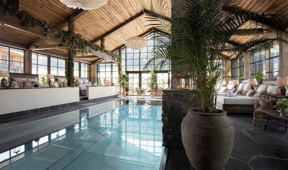 Fyri Resort Inomhuspool