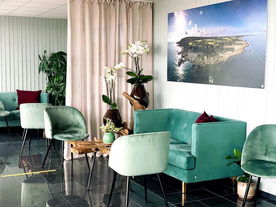 Hotell och Restaurang Hovs Hallar Lobby