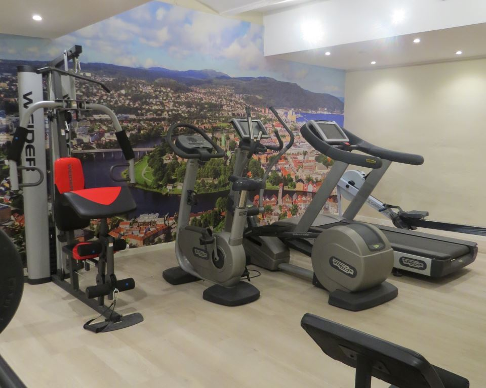 Best Western Plus Hotell Bakeriet Gym
