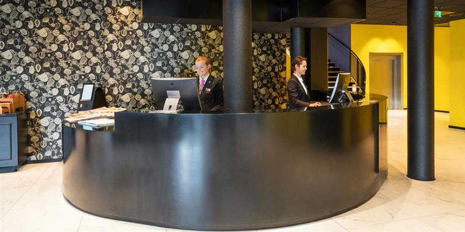 Thon Hotel Spectrum Reception