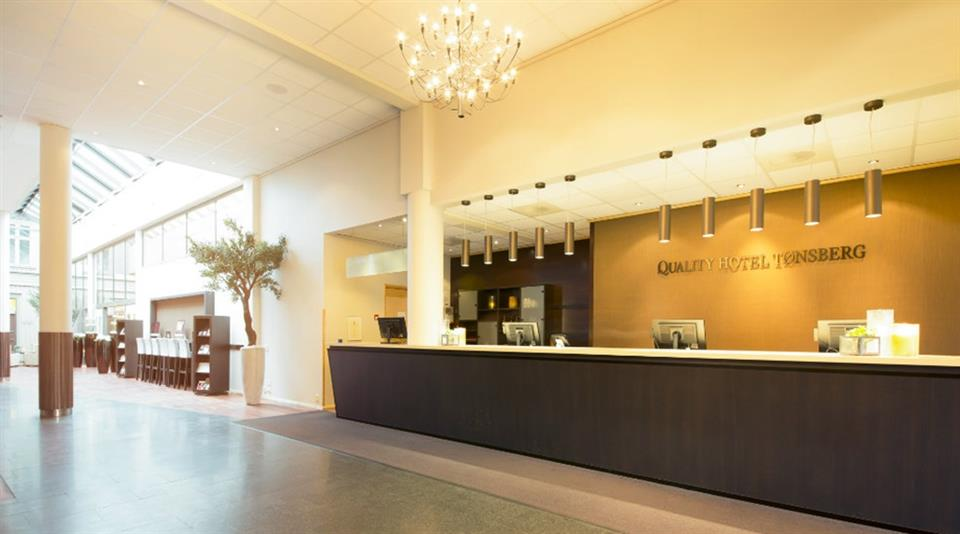 Quality Hotel Tønsberg Reception