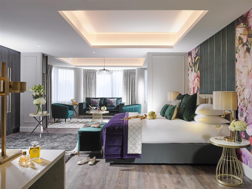 Fairways Hotel Suite