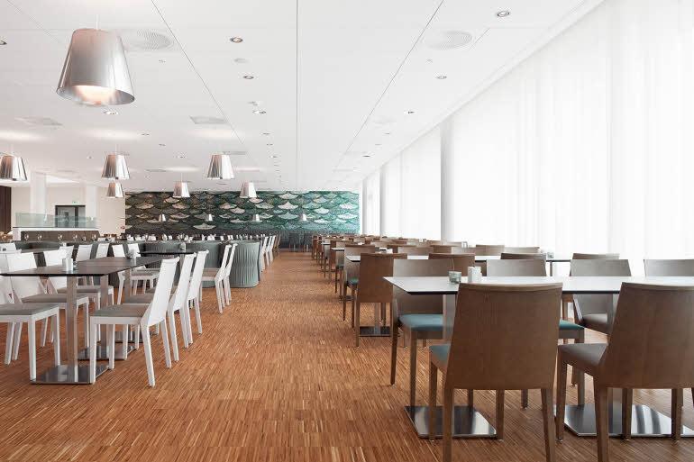 Scandic Oslo Airport Frukostrestaurang