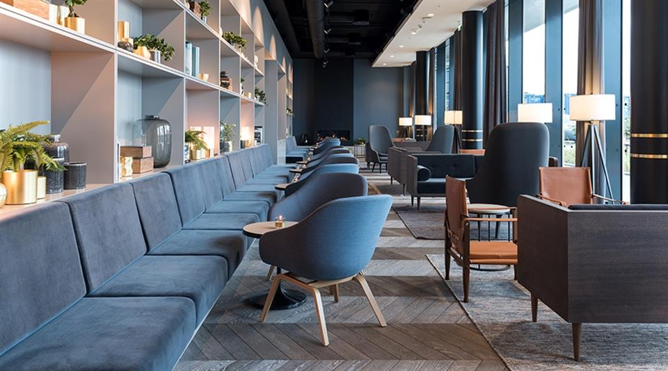Clarion Hotel Air Lounge
