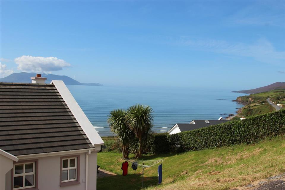 Inch Beach Cottages sea view