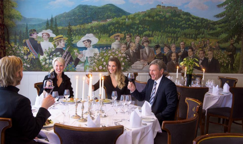 Vinger Hotell Restaurang