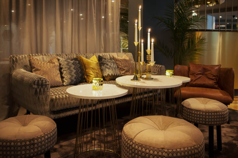 Scandic St. Olavs plass Lounge