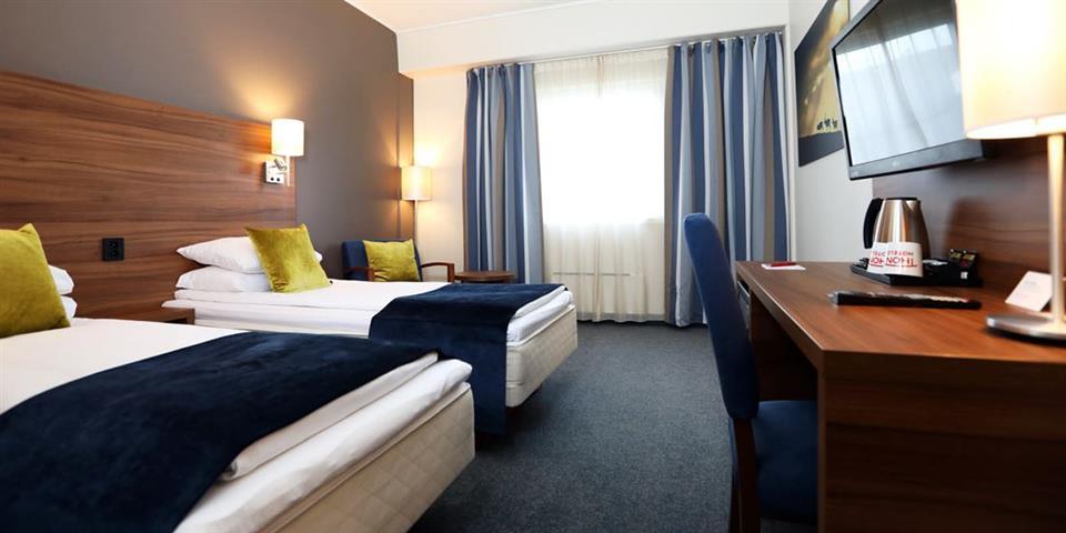 Thon Hotel Narvik Twin Room