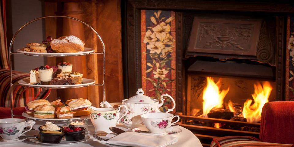 Celtic Ross Hotel Afternoon Tea