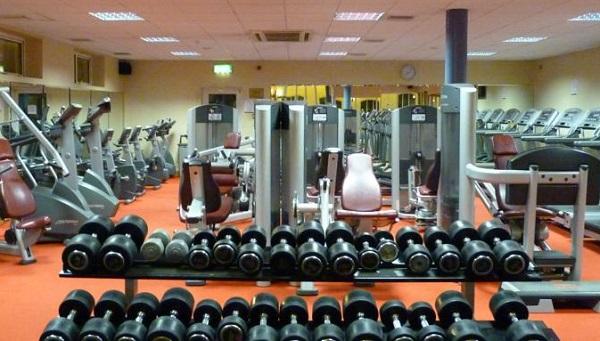 Treacys West County Hotel gym