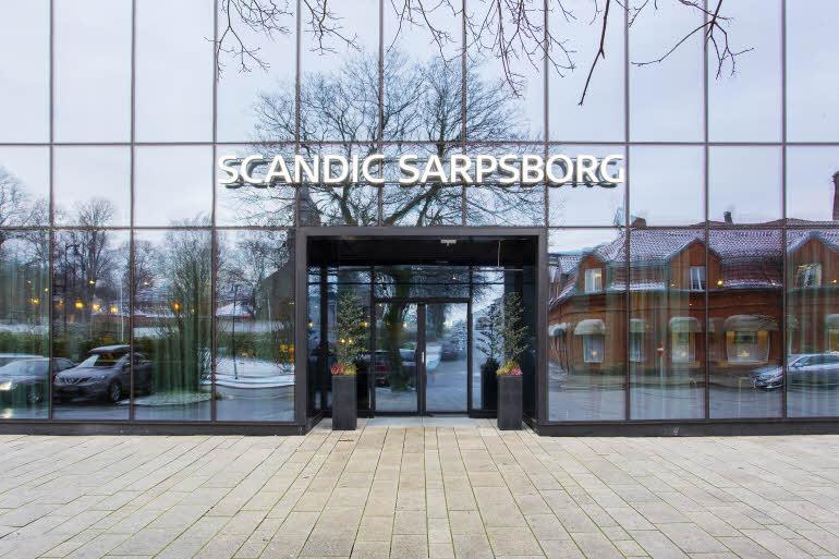 Scandic Sarpsborg Fasad