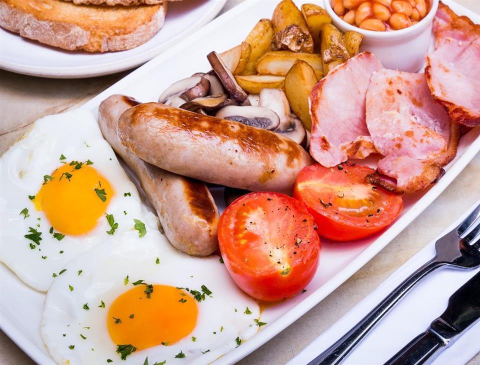Westport Woods Hotel Breakfast