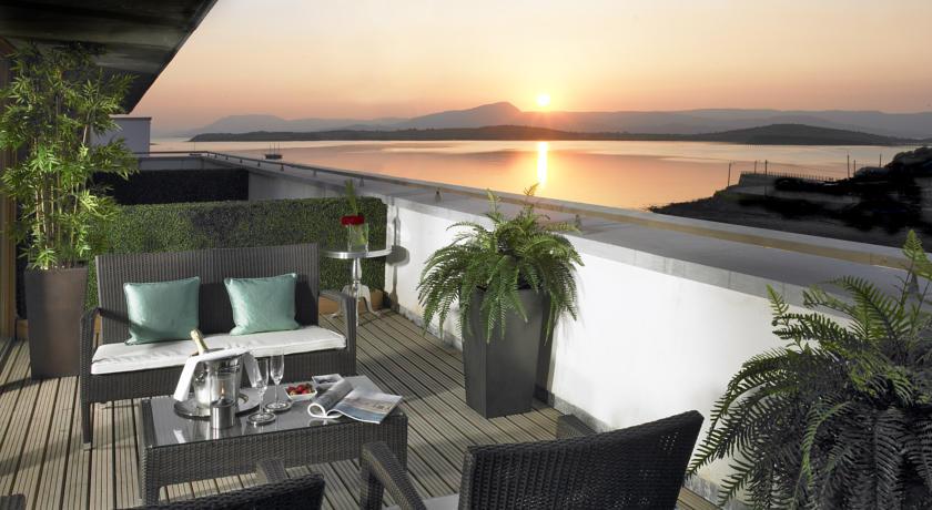 The Maritime Hotel Terrace
