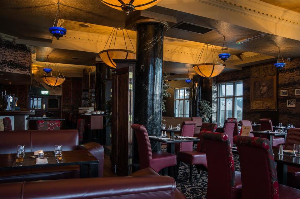 Holyrood Hotel Restaurant