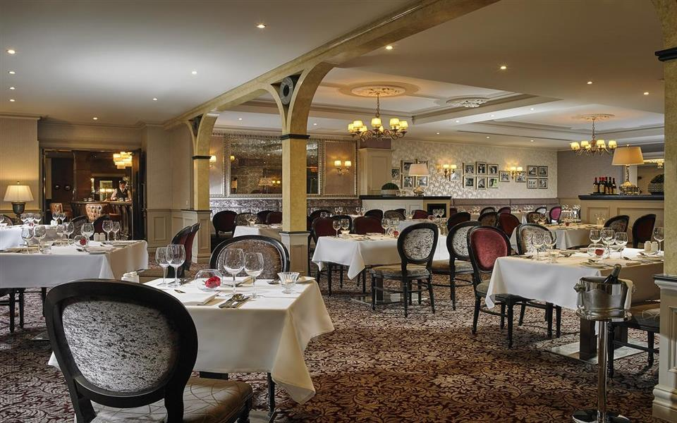 The Rose Hotel & Spa Restaurant
