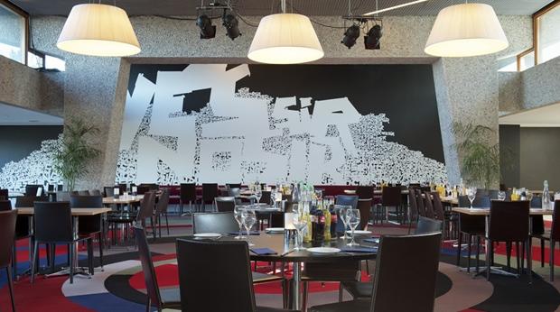 Quality Hotel 33 Lunchrestaurang