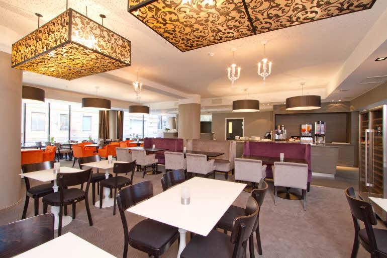 Scandic Neptun Hotell, Bergen Restaurang