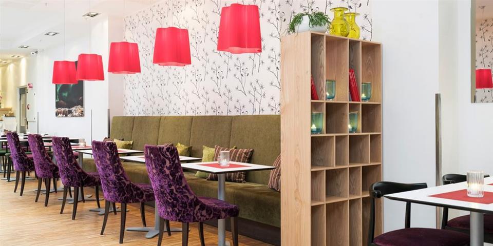 Thon Hotel Tromsø Frukostmatsal