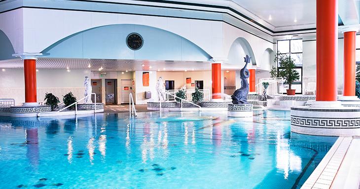 Connacht Hotel Swimming Pool