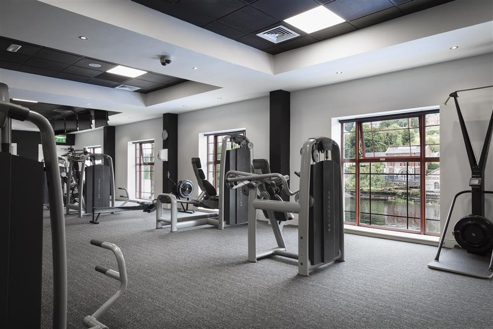 The Kingsley hotel gym