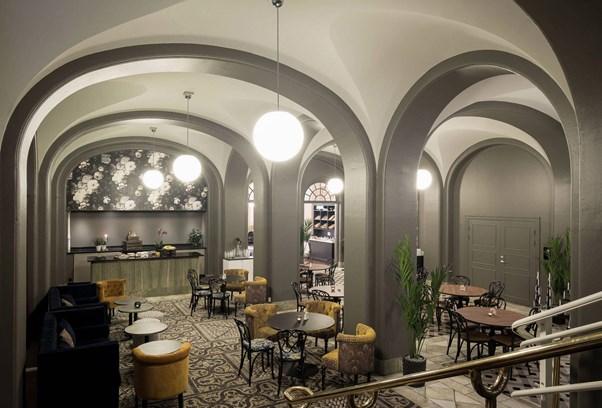 Elite Stadshotellet Västerås Frukostmatsal