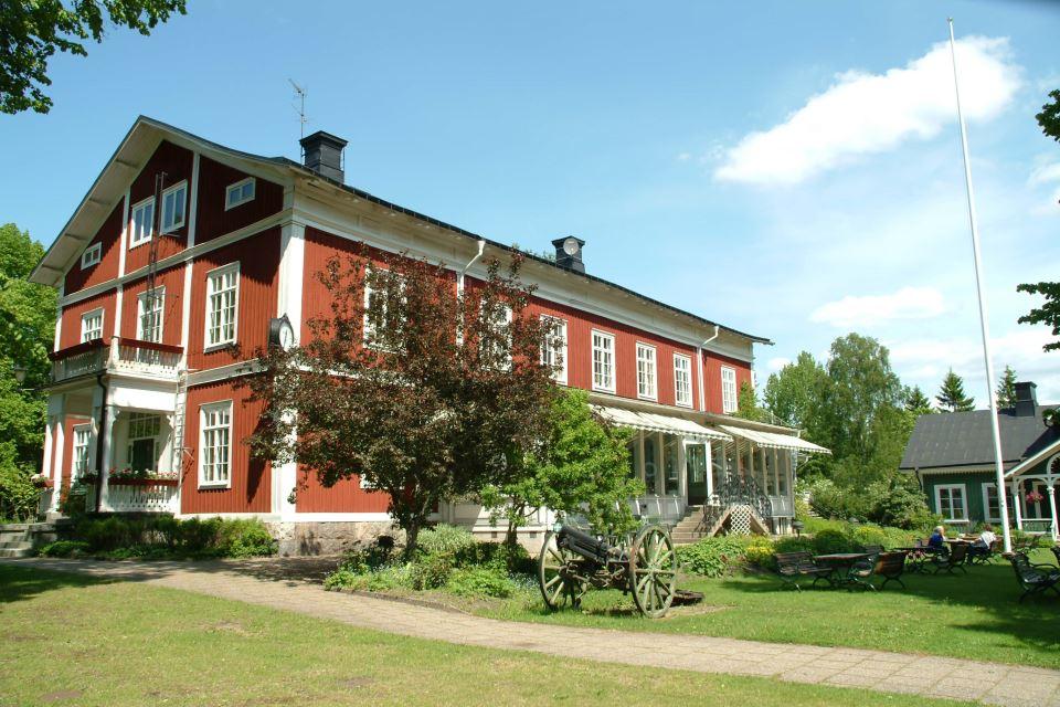 Plevnagården Fasad