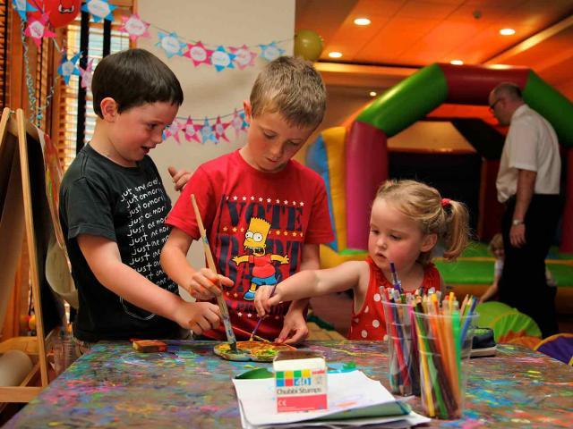Kilkenny Ormonde Hotel Kids Club