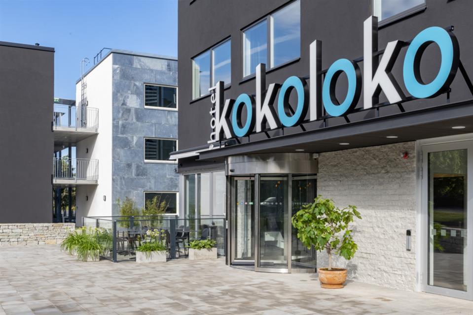 First Hotel Kokoloko Fasad