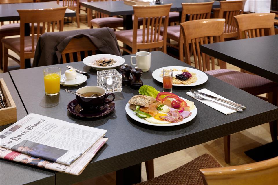 Scandic Holmenkollen Park Hotel Frukost