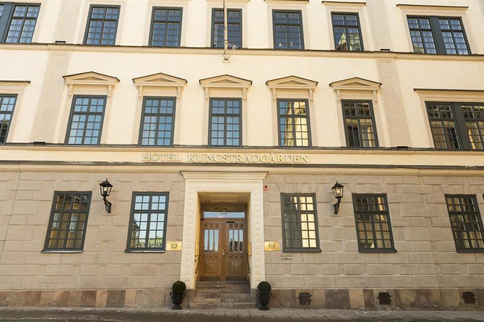 Hotel Kungsträdgården - The King's Garden Fasad