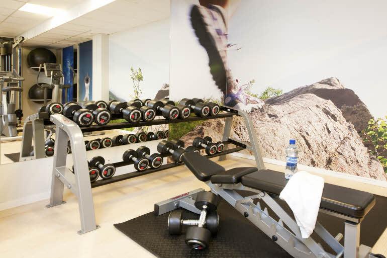 Scandic Haugesund Gym